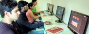 Institute of Digital Media Technology at Bhubaneshwar - computer lab photo_15866