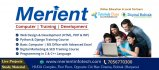 Merient Infotech at Rohtak - institute name board photo_24723