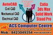 Academy For Computer Studies at Gorakhpur - institute name board photo_24487