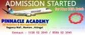 PINNACLE ACADEMY OF AVIATION at Attingal - training pamphlets photo_19010