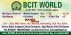 BCIT WORLD at Shivpuri - 	institute name board photo_21862