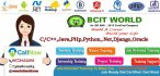 BCIT WORLD at Shivpuri - institute name board photo_21861