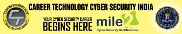 CYBER SECURITY INDIA at Mira Road East - 	institute name board photo_27621